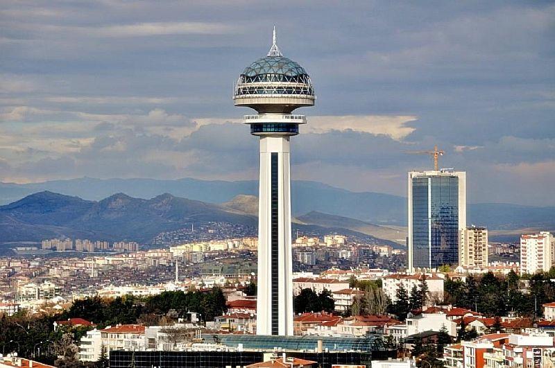 башня Атакуле Анкара