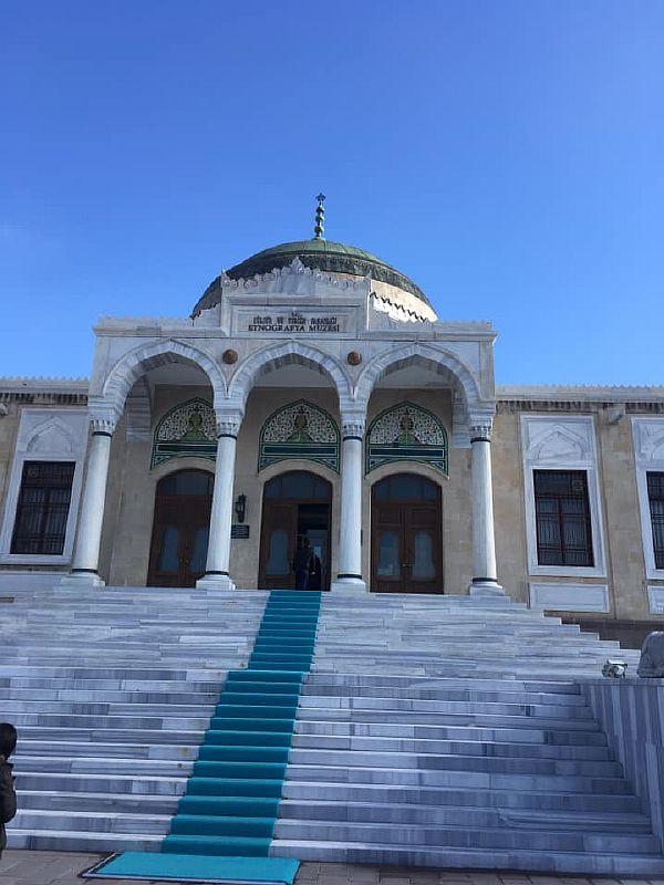 Анкара Этнографический музей