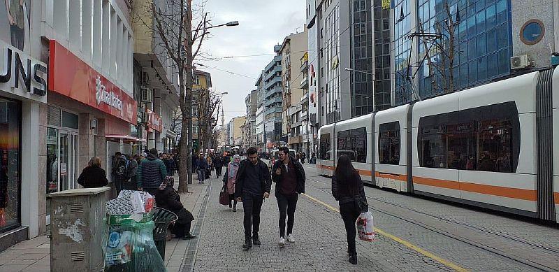 Эскишехир центр города