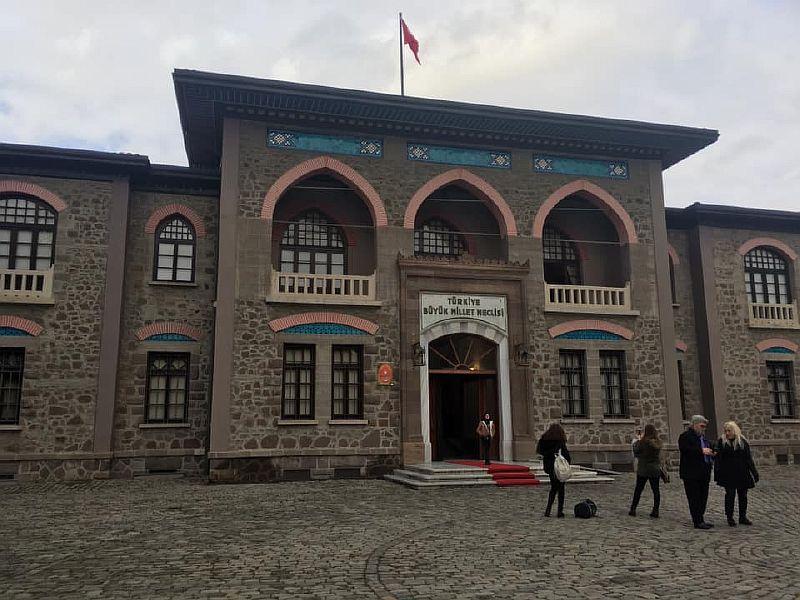 Второе здание Думы Анкара