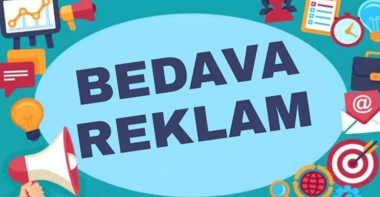 Photo of Ücretsiz reklam için talimatlar