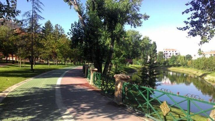 Канлыкавак Парк в Эскишехире