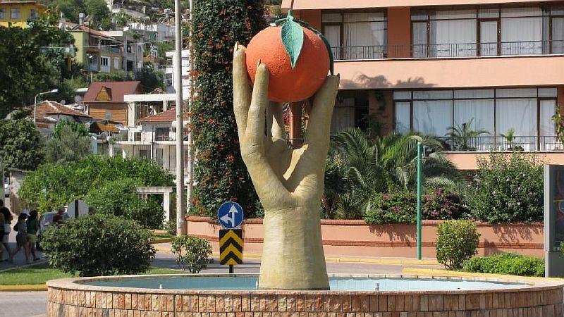 Символ Антальи Апельсин