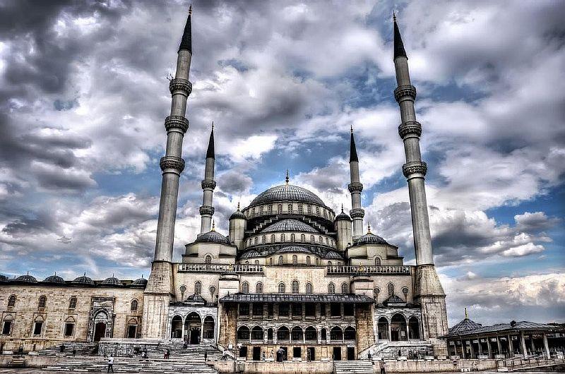 Анкара мечеть Коджатепе