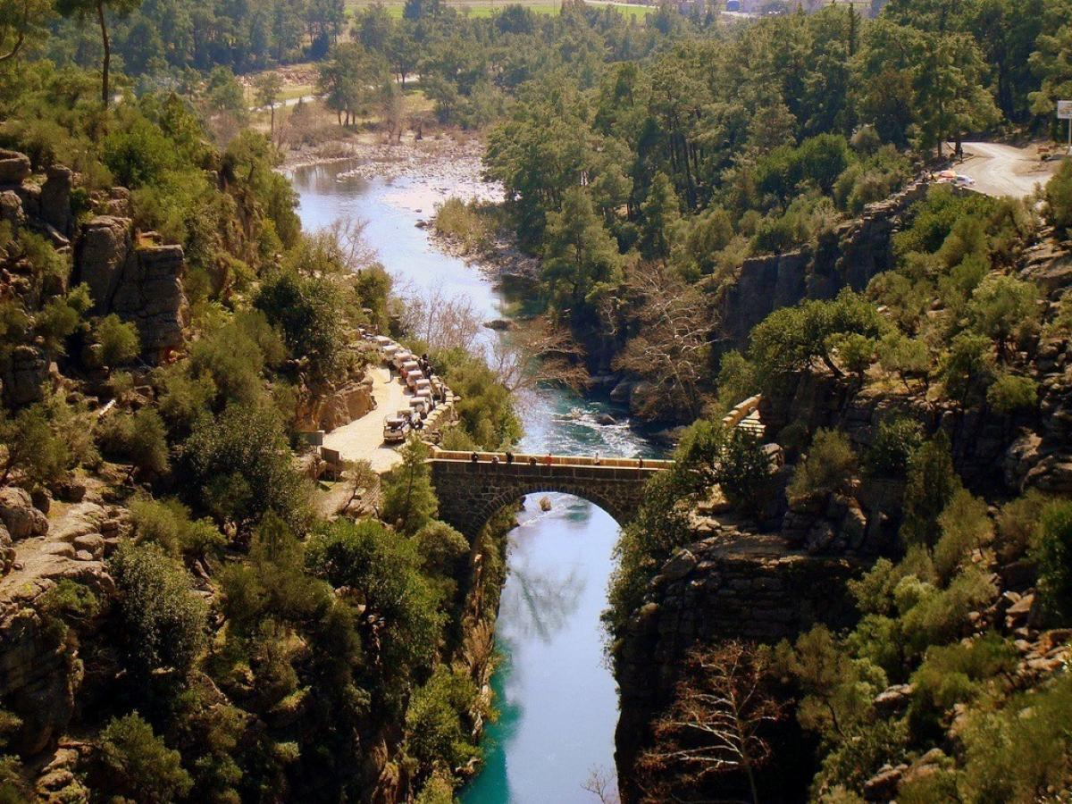 Национальный парк «Каньон Кепрюлю» Белек