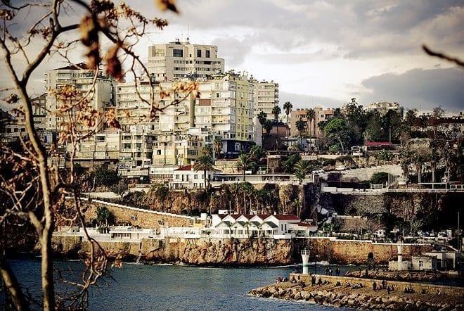 Калиечи Анталия старый город