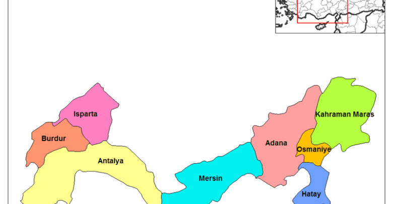 Photo of Средиземноморский регион Турции
