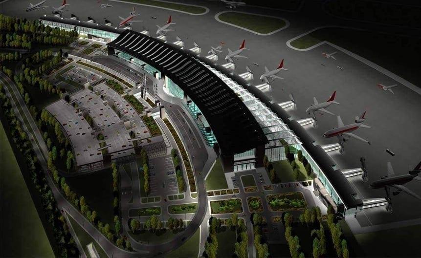Аэропорт Анкара Эсенбога