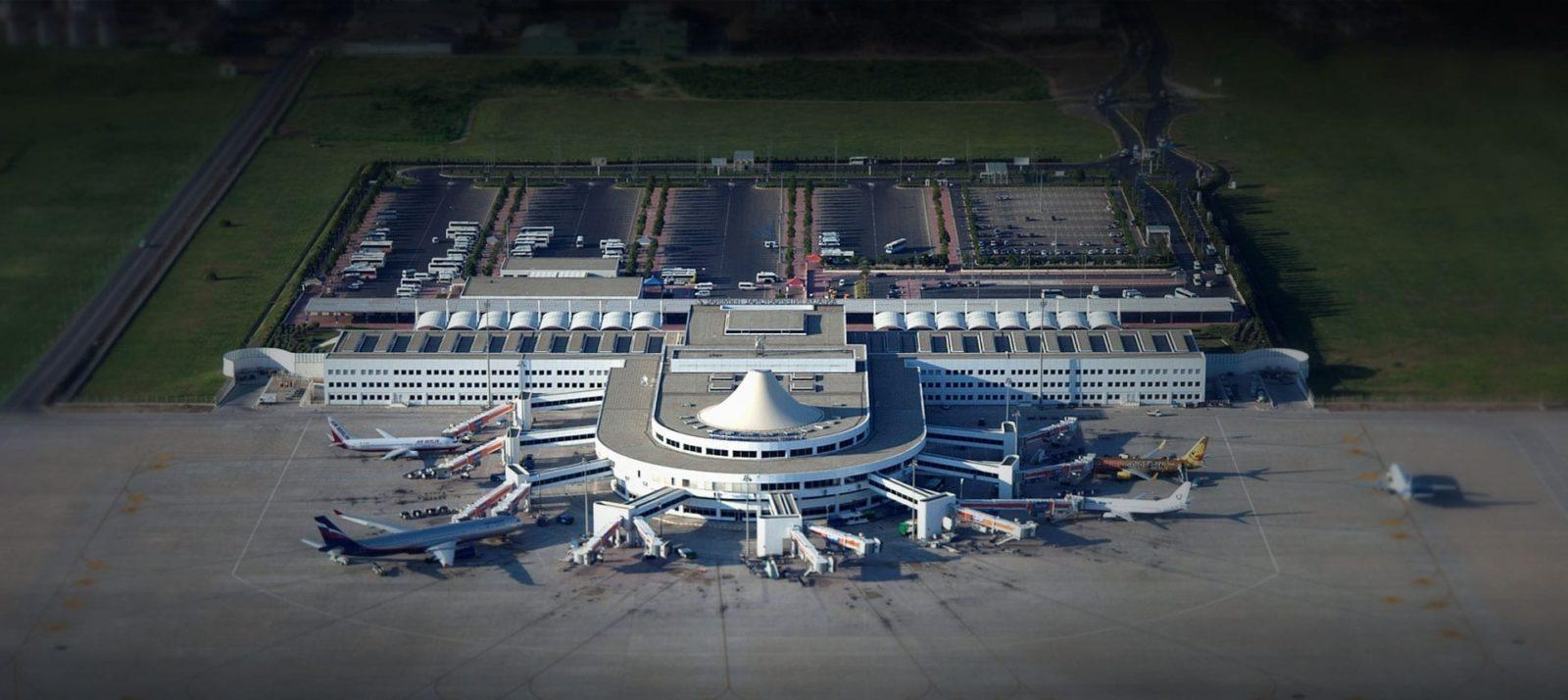 Аэропорт Анталия - Анталья