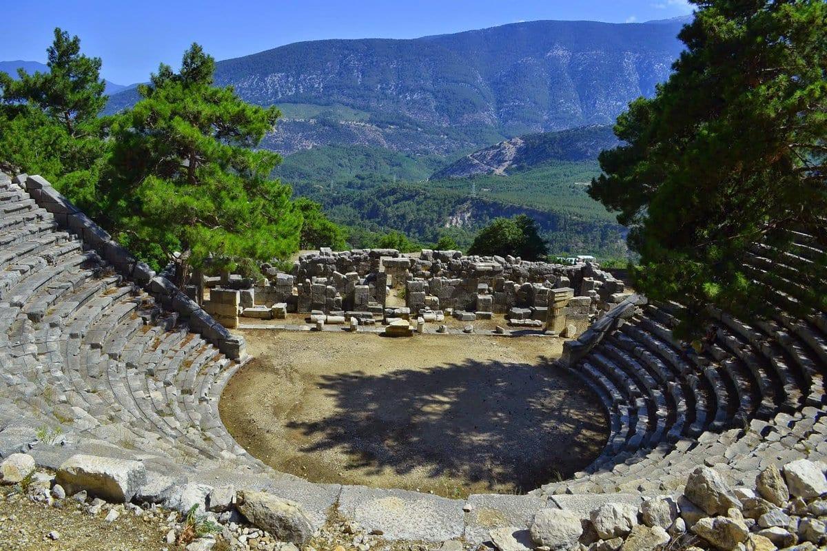 Античный театр Лимира