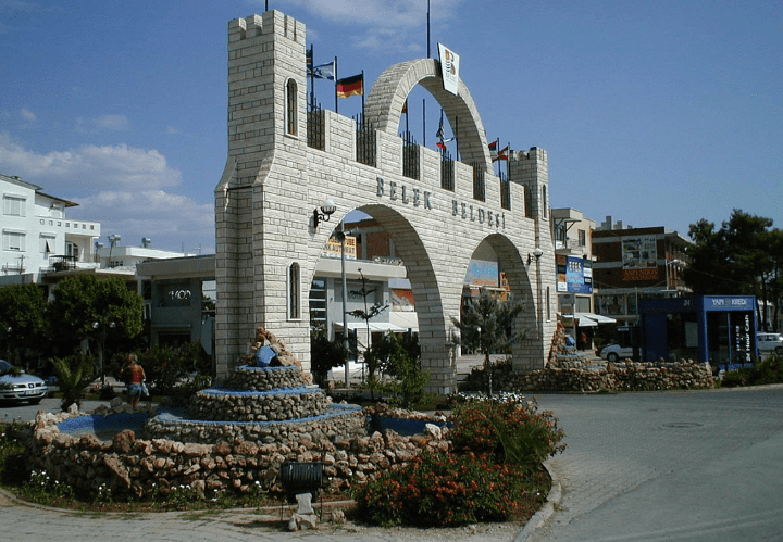 Город Белек