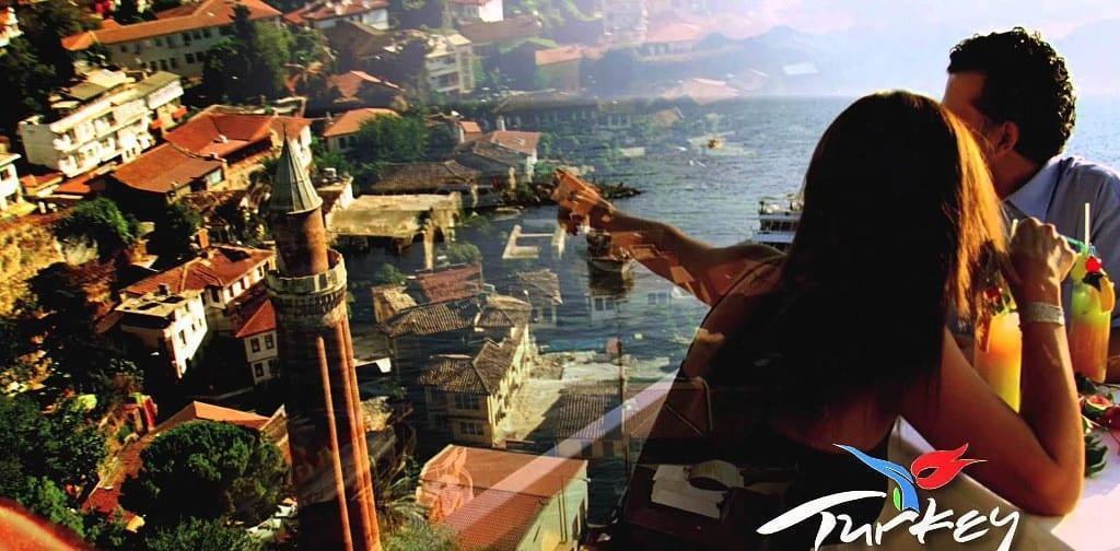 Города и курорты Turkey