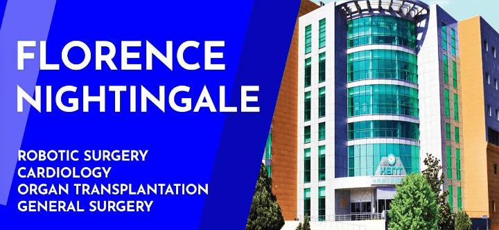 Клиники группы Florence Nightingale