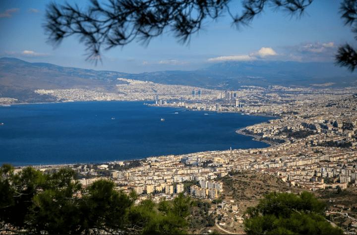 Курортный город Измир