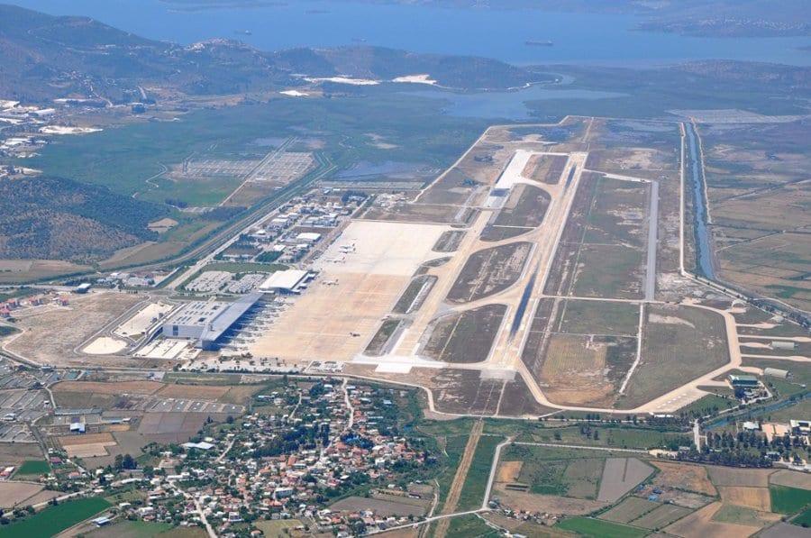 Аэропорт Милас - Бодрум