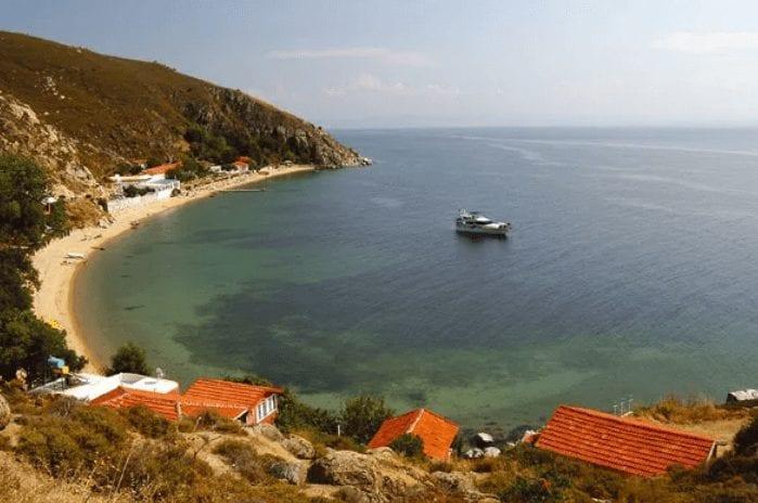 Остров Авша Мраморного моря