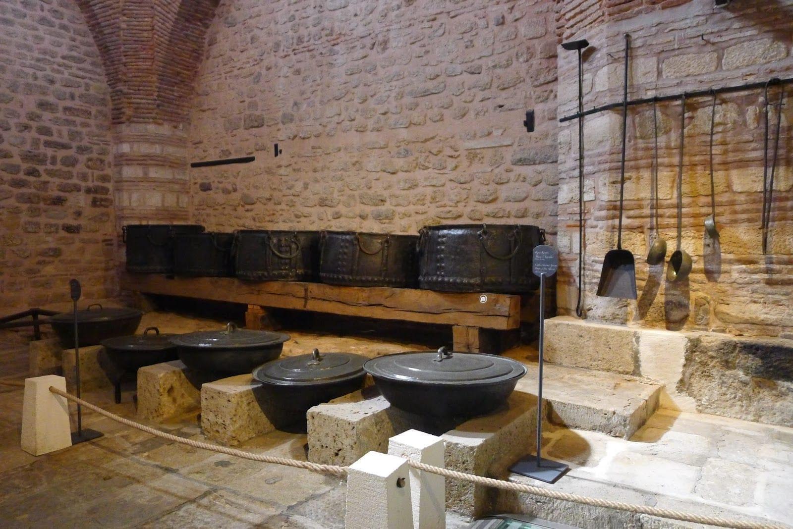 Кухня дворца Топканы