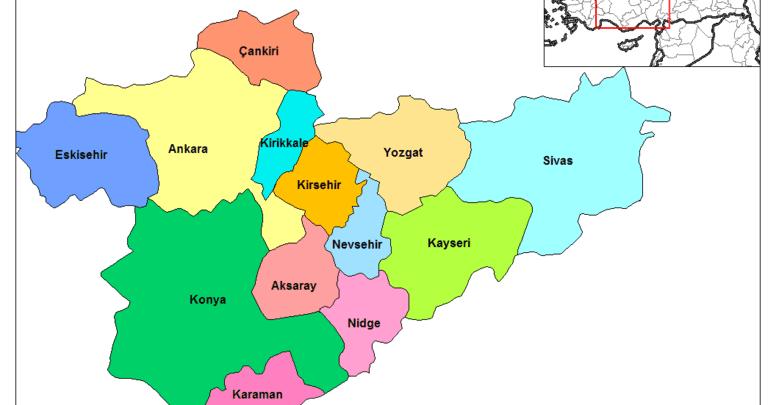 Photo of Центрально-Анатолийский регион Турции