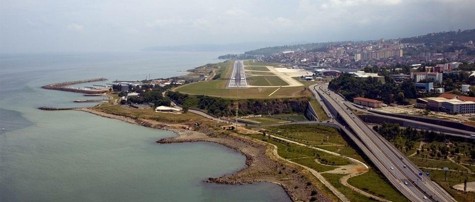 Аэропорт Трабзон / Trabzon