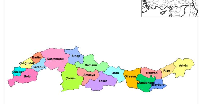 Photo of Черноморский регион Турции