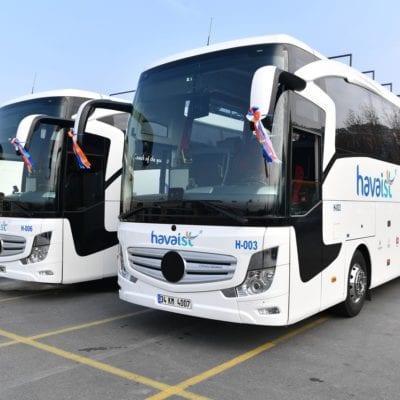 Автобусная компания Havaist