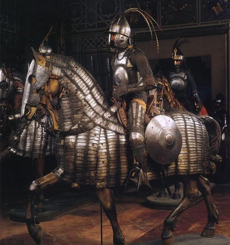 Сипахи - воины Османской Империи