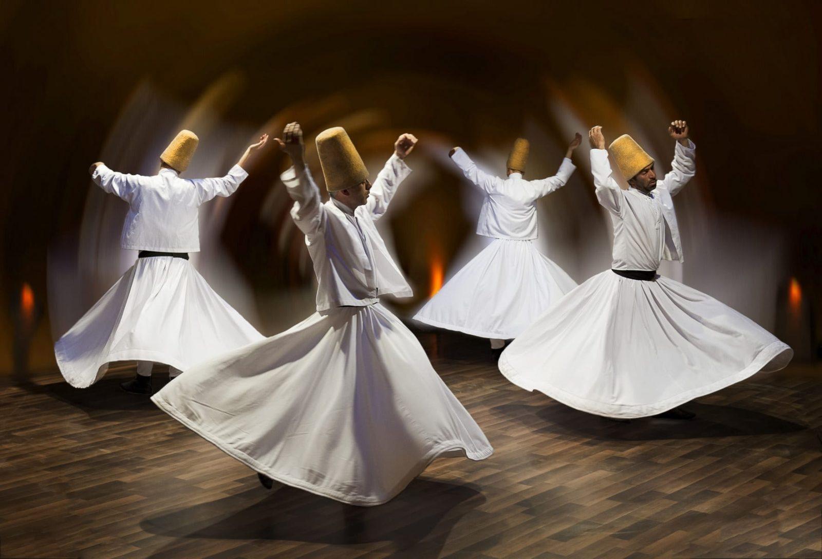 Танец Дервишей Турция