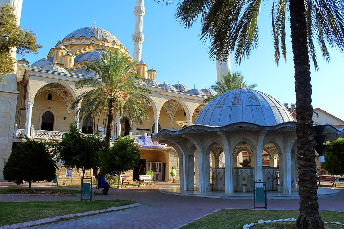 Манавгат Сиде мечеть Кулийе