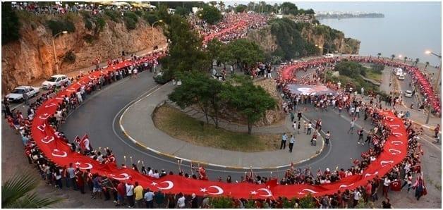 Национальный колорит Турции