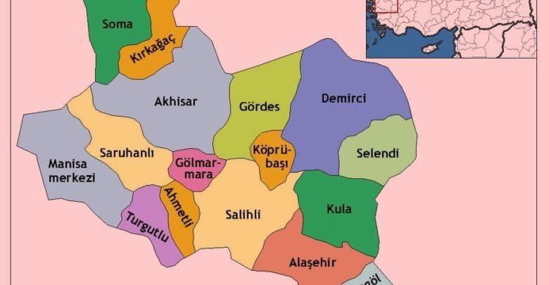 Провинция Маниса