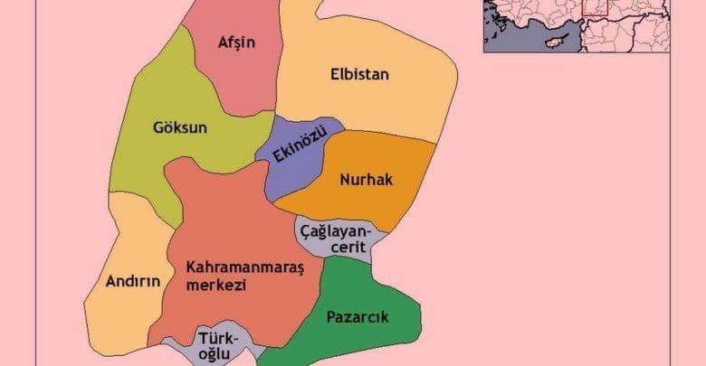 Провинция Кахраманмараш