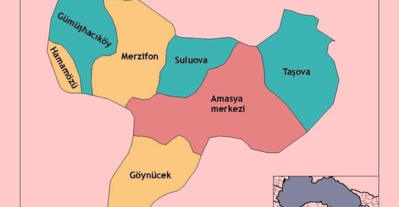 Провинция Амасья