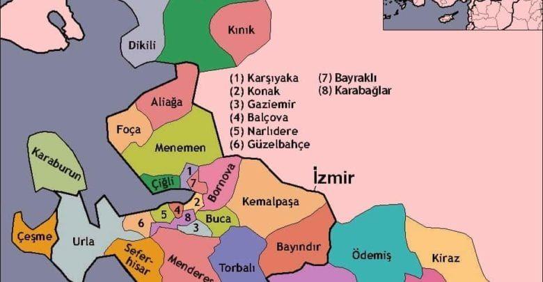 Провинция Измир