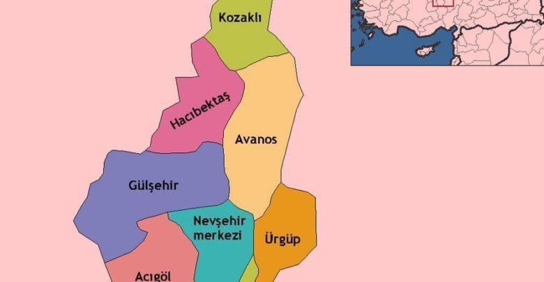 Провинция Невшехир