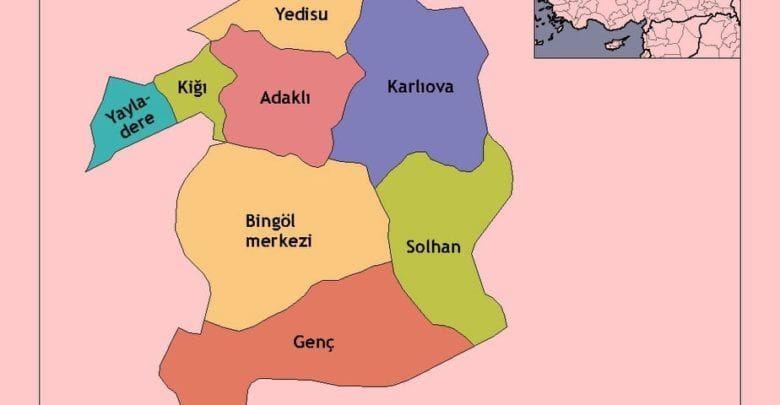 Провинция Бингёль