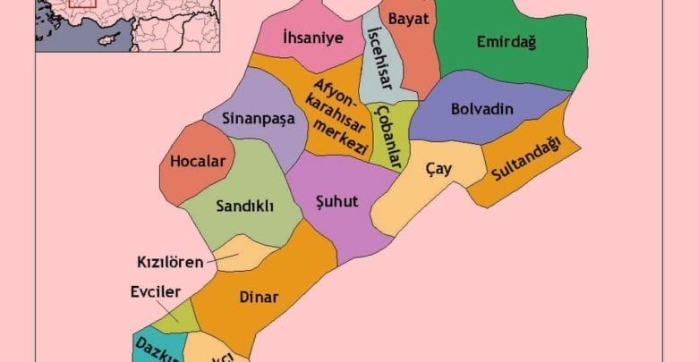 Провинция Афьонкарахисар