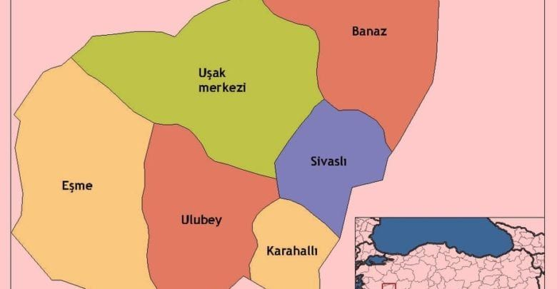 Провинция Ушак