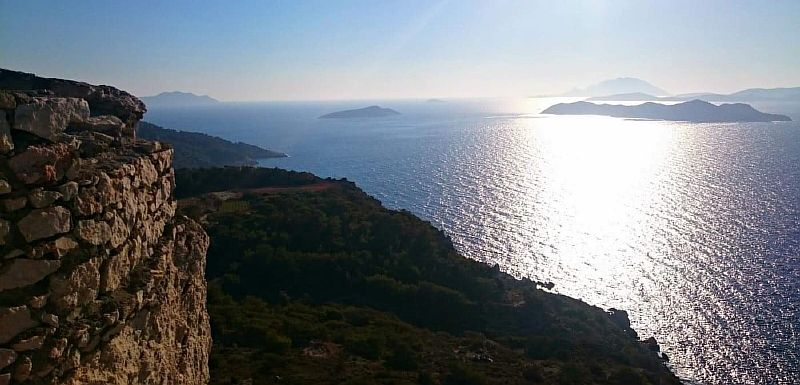 Эгейское море Турции