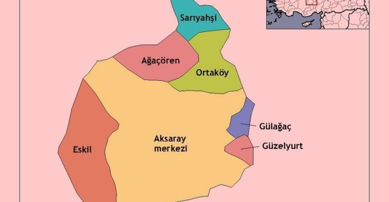 Провинция Аксарай