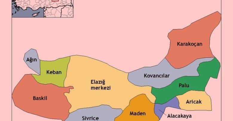 Провинция Элязыг