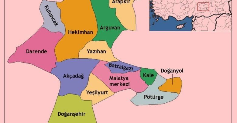 Провинция Малатья