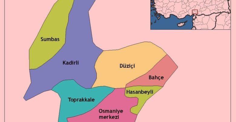 Провинция Османие