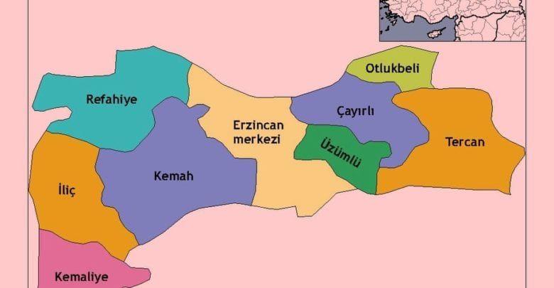 Провинция Эрзинджан