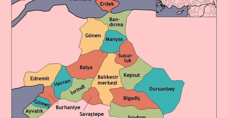 Провинция Балыкесир