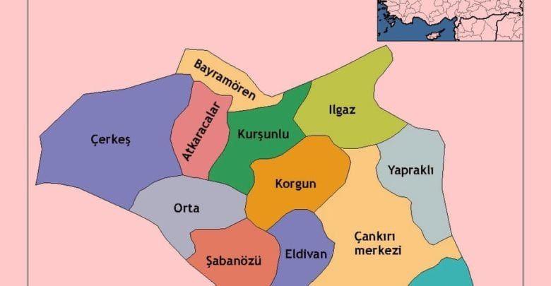 Провинция Чанкыры