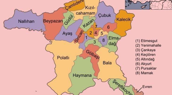 Провинция Анкара