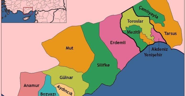 Провинция Мерсин
