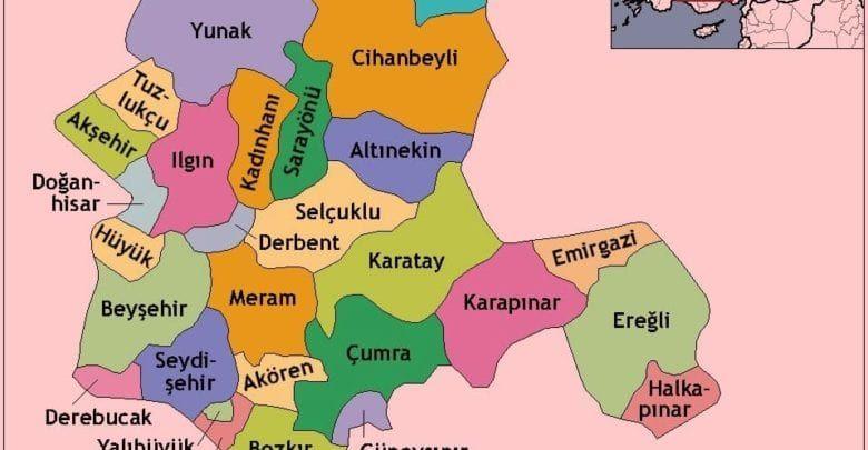 Провинция Конья