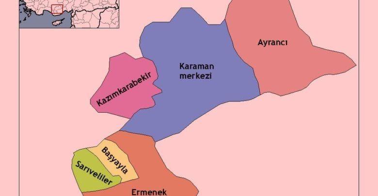 Провинция Караман