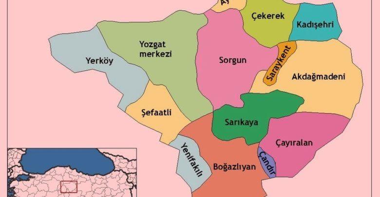Провинция Йозгат